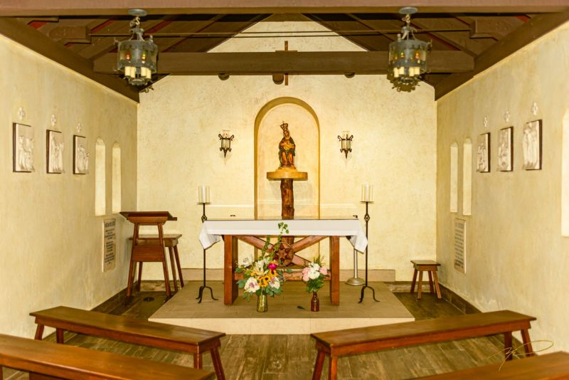 Our Lady of Le Leche Shrine